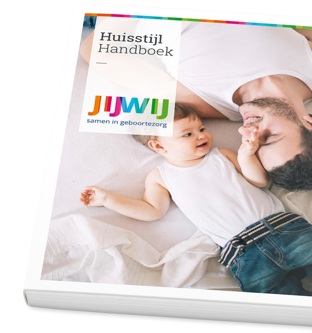 grafisch ontwerp huisstijl handboek
